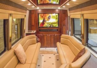 Custom Cabinetry for RV's
