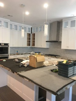 Kitchen Remodel (w/o doors)