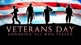 Honor our Veterans!
